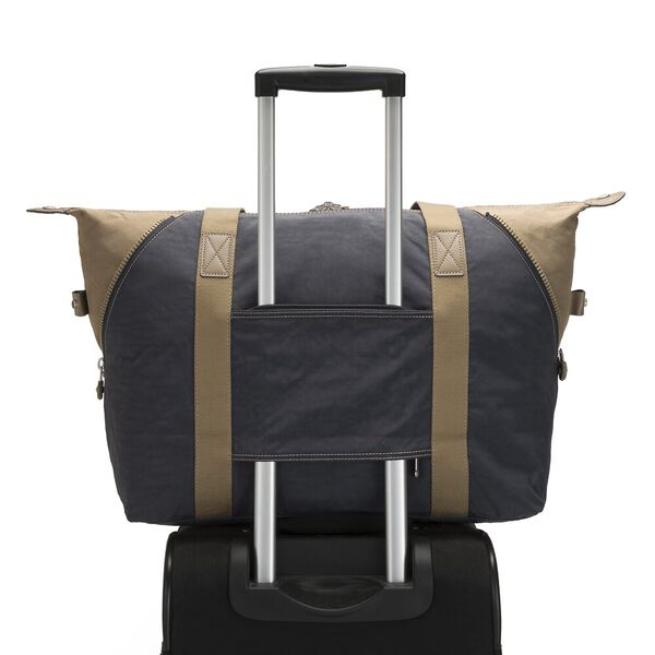 Art M Large Carry On Tote Bag, Night Grey BL, hi-res