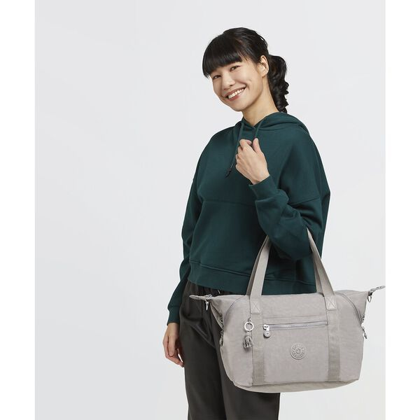 Art Medium Tote, Grey Gris, hi-res