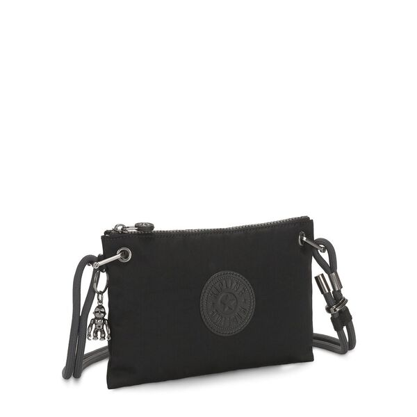 Knippa Small Crossbody Bag, Rich Black, hi-res
