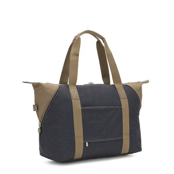 Art M Large Tote, Night Grey BL, hi-res