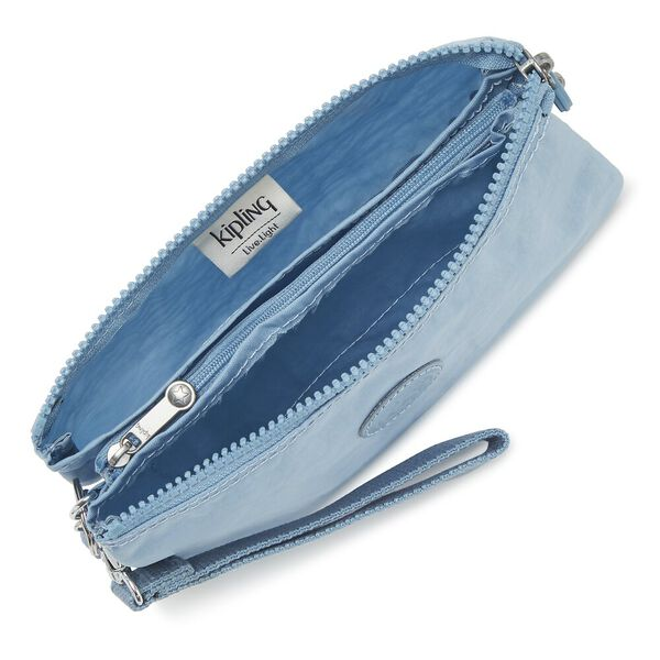 Creativity XL Extra Large Purse, Blue Mist, hi-res