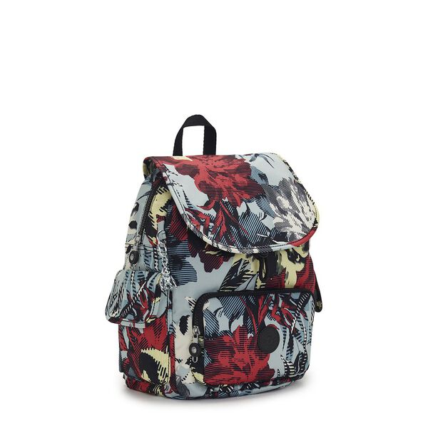 City Pack S Small Backpack, Casual Flower, hi-res