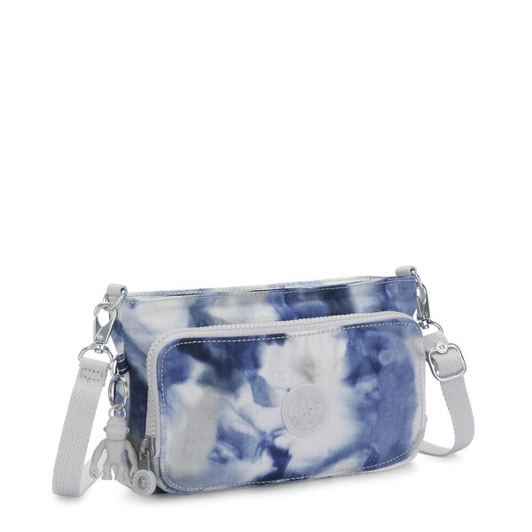 Myrte Small Crossbody, Tie Dye Blue, hi-res