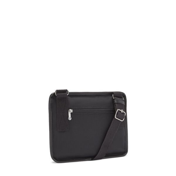 Neal S Small Crossbody with Adjustable Shoulder Strap, Rich Black, hi-res