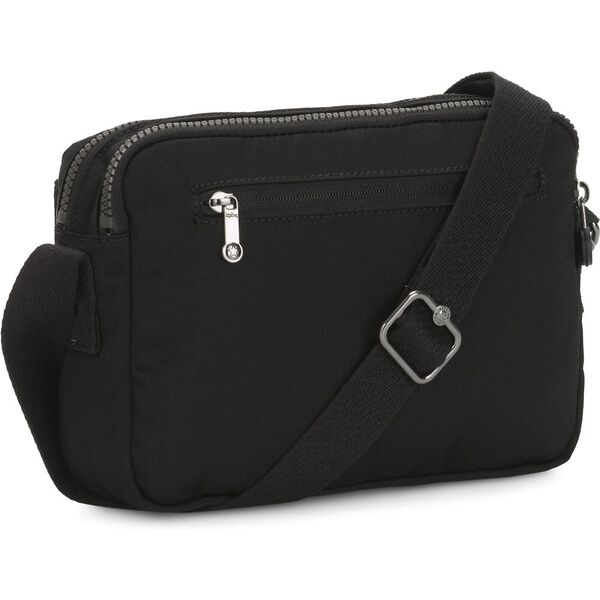 Abanu M Medium Crossbody, Rich Black, hi-res