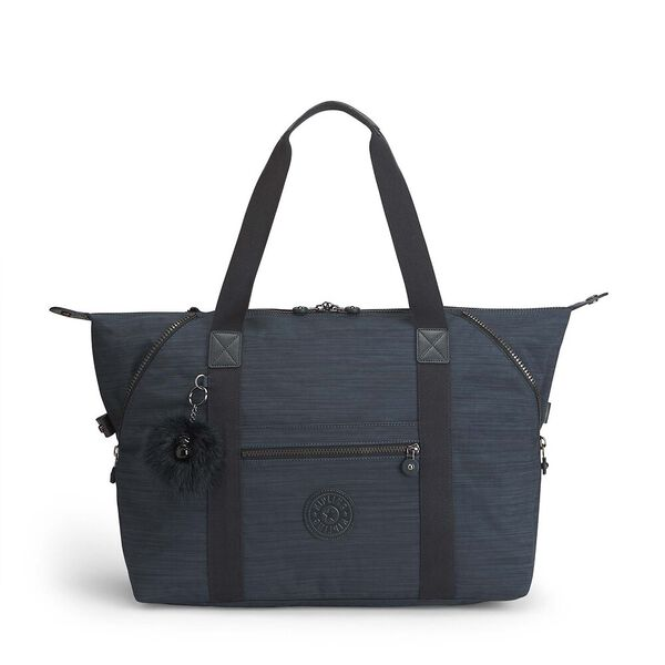 Art M Large Tote, True Dazz Navy, hi-res