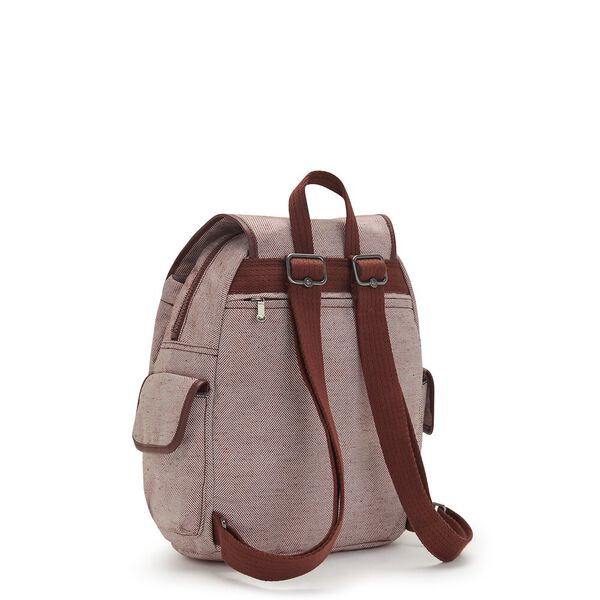 City Pack S Small Backpack, Cosy Red, hi-res