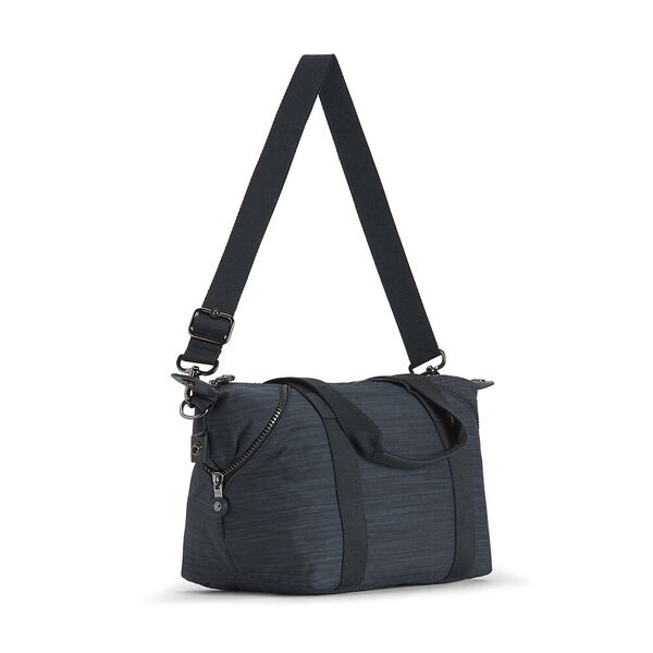 Art Mini tote bag, True Dazz Navy, hi-res