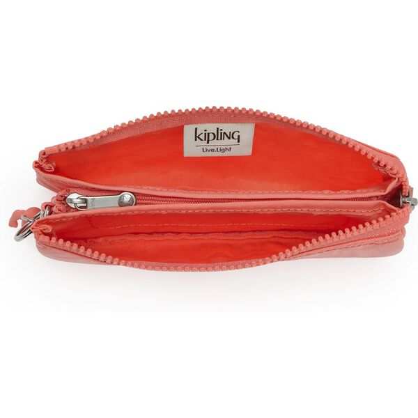 Creativity L Large Purse, Fresh Coral, hi-res