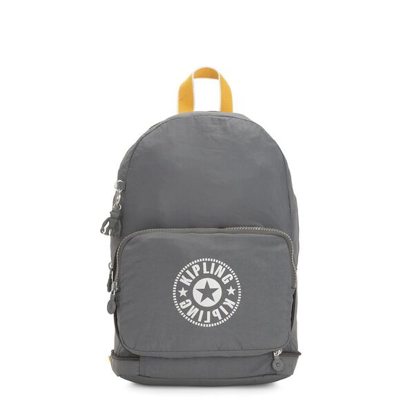 City Pack S Small Backpack, Dark Carbon Y, hi-res