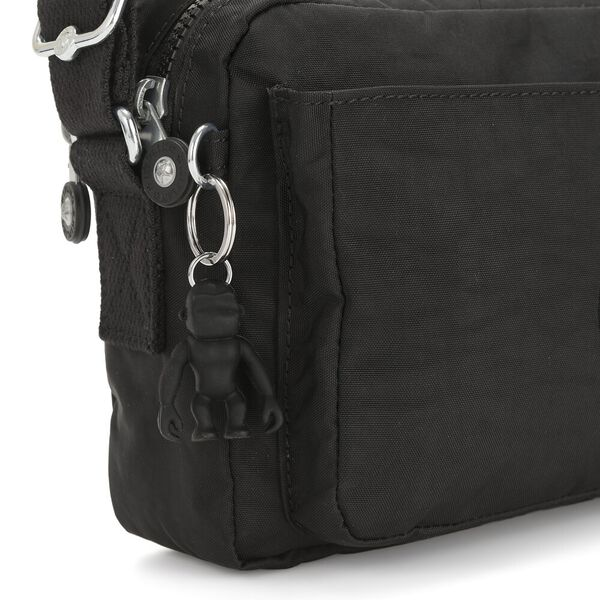 Abanu M Medium Crossbody, Black Noir, hi-res