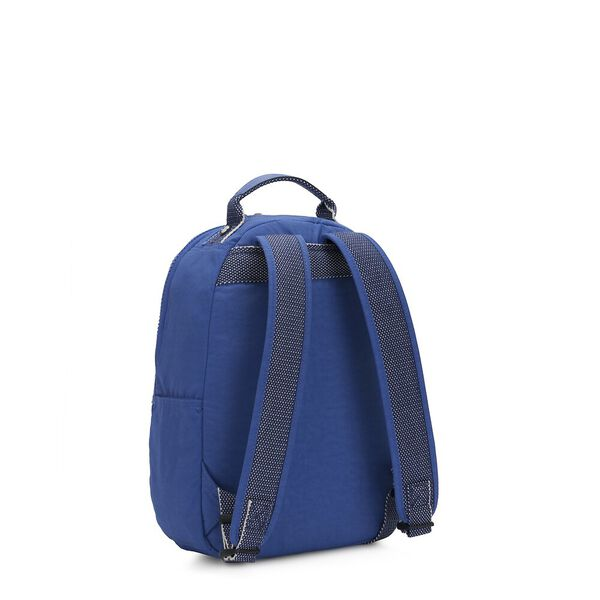 Seoul S Backpack with Tablet Sleeve, Wave Blue, hi-res
