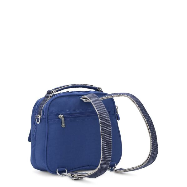 Candy Small convertible backpack/shoulder bag, Wave Blue, hi-res