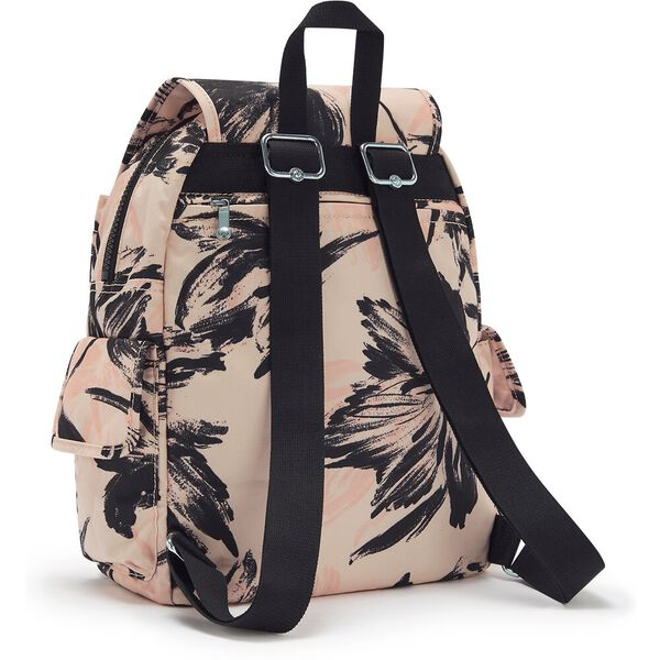 City Pack S Small Backpack, Coral Flower, hi-res