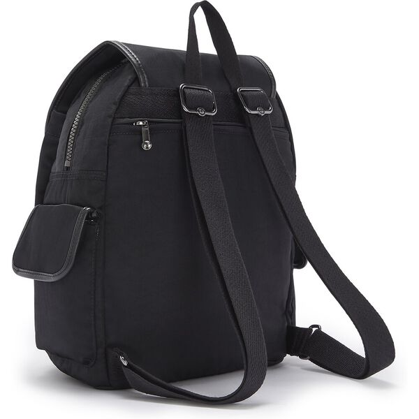 City Pack S Small Backpack, Rich Black, hi-res