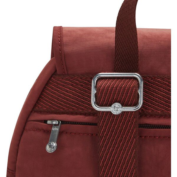 City Pack S Small Backpack, Dusty Carmine, hi-res