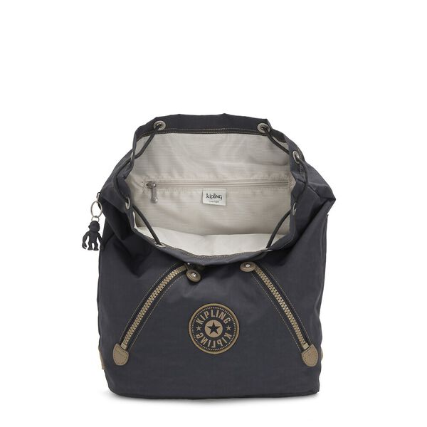 Fundamental NC Large Backpack, Night Grey BL, hi-res
