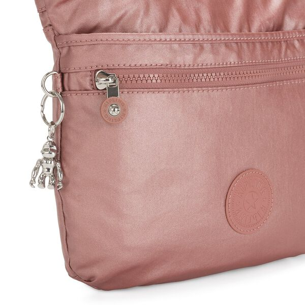 Arto crossbody bag, Metallic Rust, hi-res