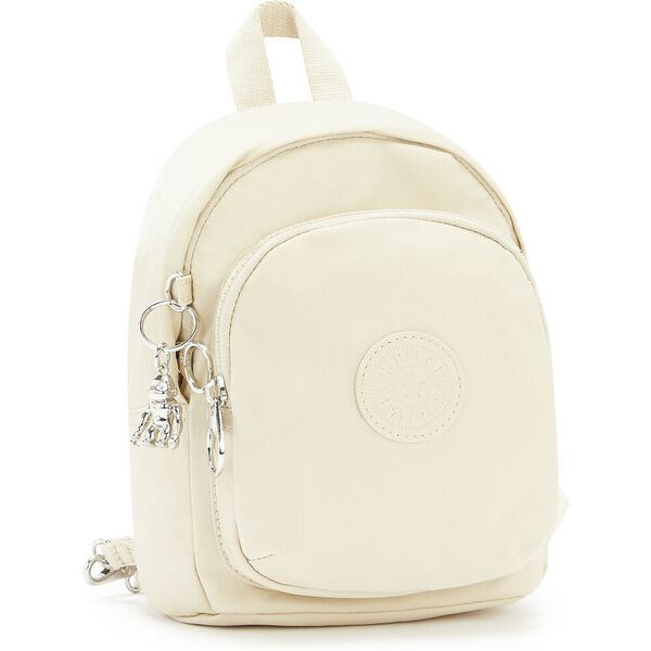 Delia Compact Small Backpack, Dynamic Ivory P, hi-res