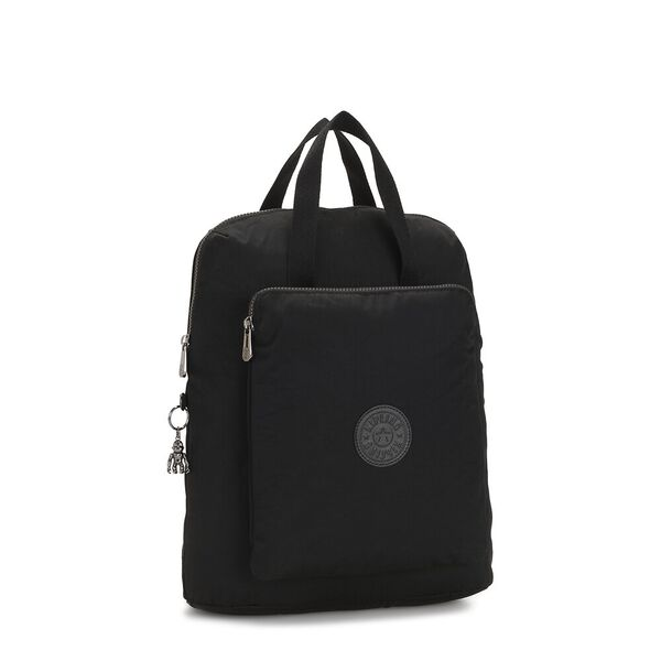 Kazuki Convertible Backpack/Handbag, Rich Black, hi-res