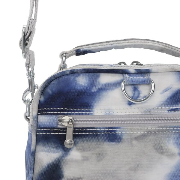 Candy Small Handbag, Tie Dye Blue, hi-res