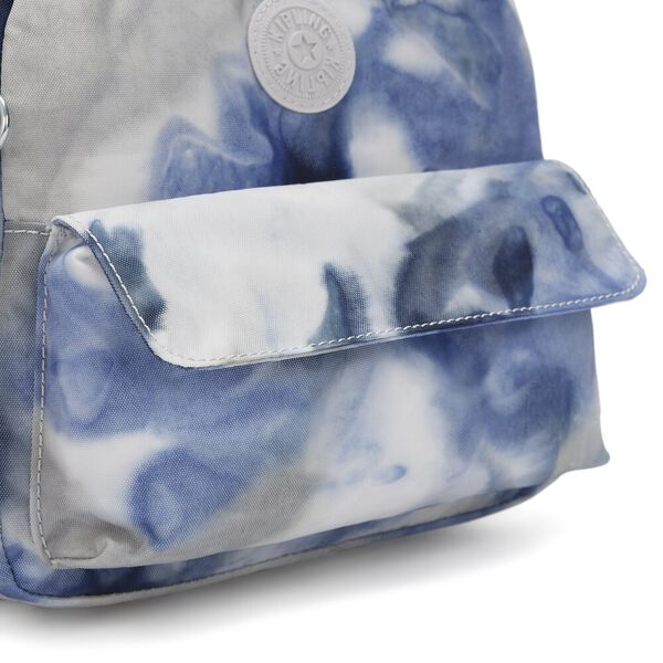 Candy Small convertible backpack/shoulder bag, Tie Dye Blue, hi-res
