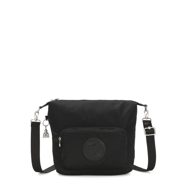 Vida Convertible Shoulder Bag, Galaxy Black, hi-res