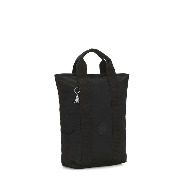 Dany Convertible Backpack/Tote Bag, Rich Black O, hi-res