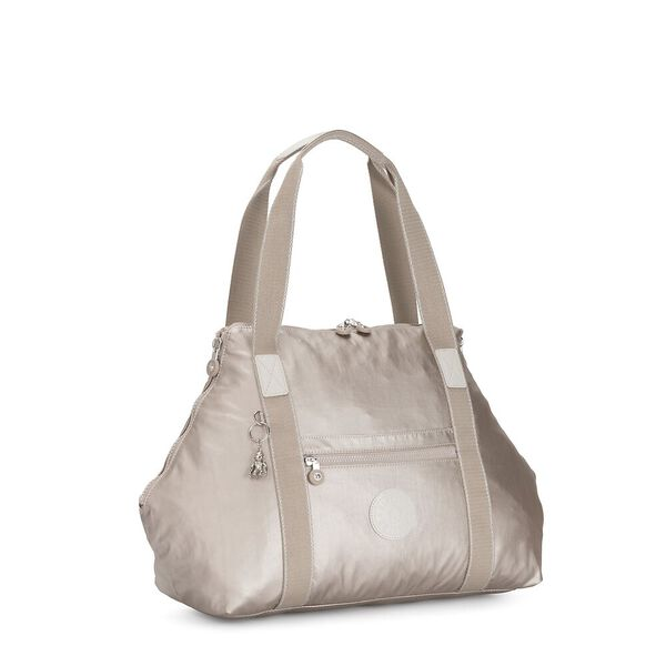 Art M Large Carry On Tote Bag, Metallic Glow, hi-res
