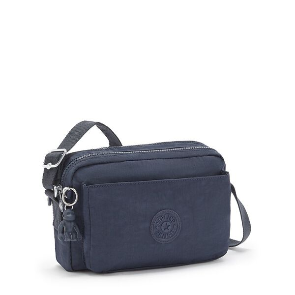 Abanu M Medium Crossbody, Blue Bleu 2, hi-res