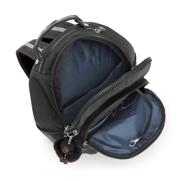 Seould Go S Backpack with Laptop Compartment, True Black, hi-res