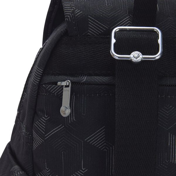 City Pack S Small Backpack, Mysterious Grid, hi-res