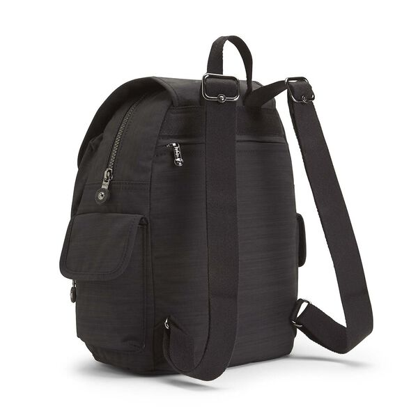 City Pack S Small Backpack, True Dazz Black, hi-res