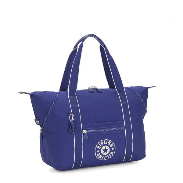 Art M Large Carry On Tote Bag, Laser Blue, hi-res