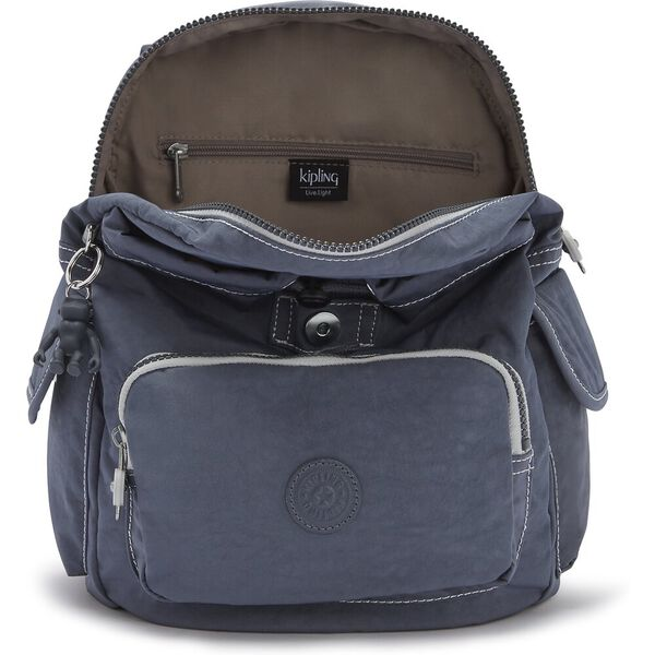 City Pack S Small Backpack, Grey Slate, hi-res