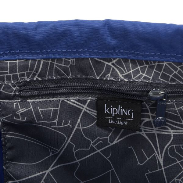 New Hiphurray Foldable Tote, Wave Blue, hi-res