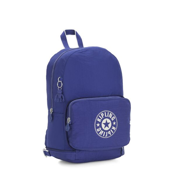 City Pack S Small Backpack, Laser Blue, hi-res