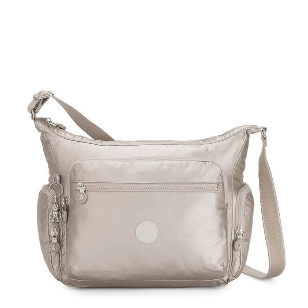 Gabbie Shoulder Bag, Metallic Glow, hi-res