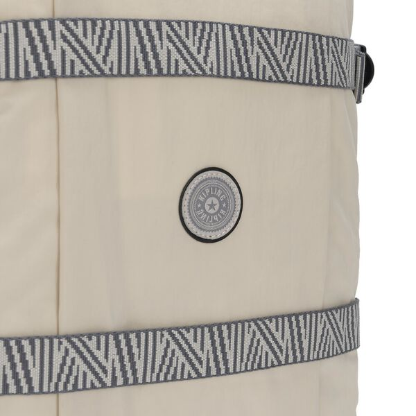 Tamiko Backpack with Laptop Compartment, Ice Ivory, hi-res
