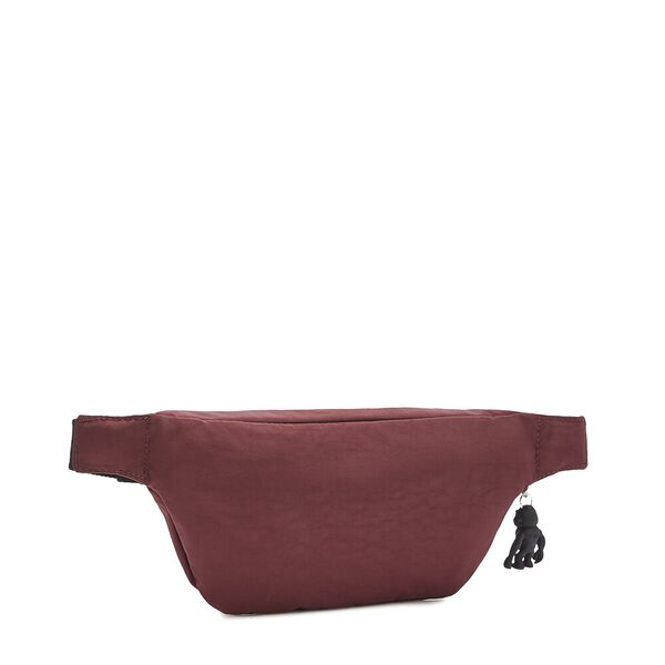Fresh Waistpack, Maroon Black, hi-res