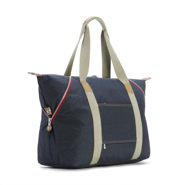 Art M Large Carry On Tote Bag, True Navy C, hi-res
