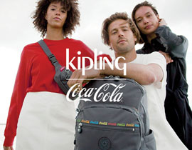 KIPLING COCA-COLA COLLECTION