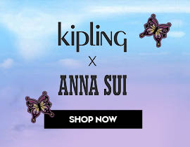 Anna Sui X Kipling Collection